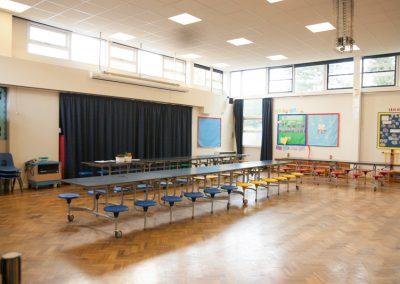 Lower school hall