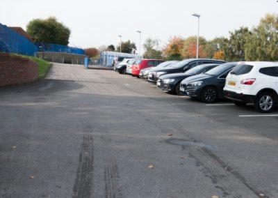 Car parking (50+ spaces)