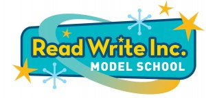 RWI model school logo