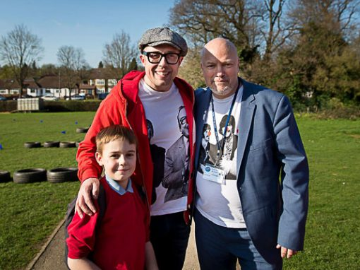Mud Run for Comic Relief – March 2017